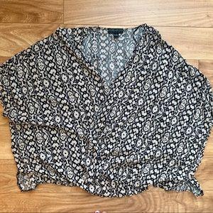 Forever 21 Plus Kimono-Style Cardigan
